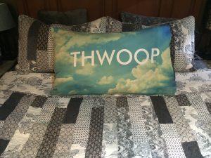 Thwoop Pillowcase